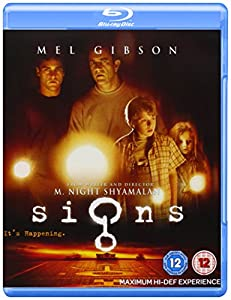 Signs [Blu-ray] [UK Import]