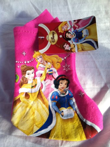 "Disney Princess Felt 8"" Mini Stockings, 2-ct. Packs"