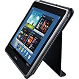 Samsung Carrying Case (Book Fold) for Galaxy Note 10.1 - Gray