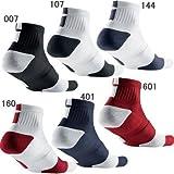 Nike Nike Elite Basketball High Quarter Socks Unisex Style: SX3718-160 Size: MD(9-11)