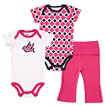 Yoga Sprout 2 Bodysuit and Pants Set,...
