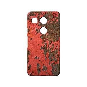 BLUEDIO Designer 3D Printed Back case cover for LG Nexus 5X - G0178