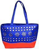 Clicktin Girls Shoulder Bags (CLKBAG178, Blue)