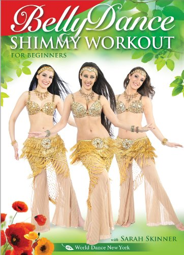 Bellydance Shimmy Workout [DVD] [Import]