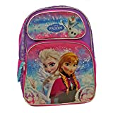 Disney Frozen Elsa and Anna Skating Backpack Bag
