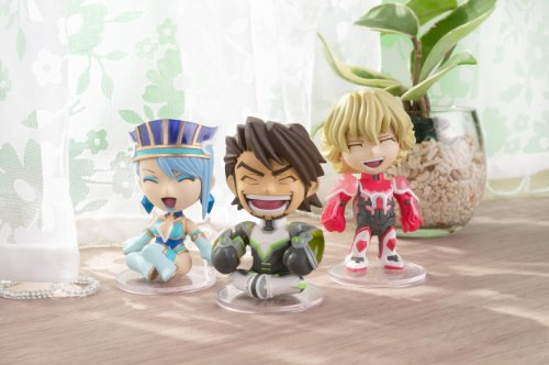 (仮)tiger & bunny @be.smile 10個入 BOX (食玩)