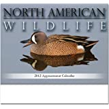 North American Wildlife Stapled Wall Calendar Trade Show Giveaway