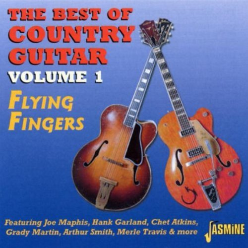 Flying-Fingers-Volume-1-The-Best-Of-Country-Guitar-Various-Artists-Audio-CD
