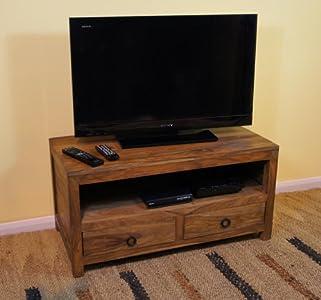 Cheapest  Sheesham Shaker design TV cabinet