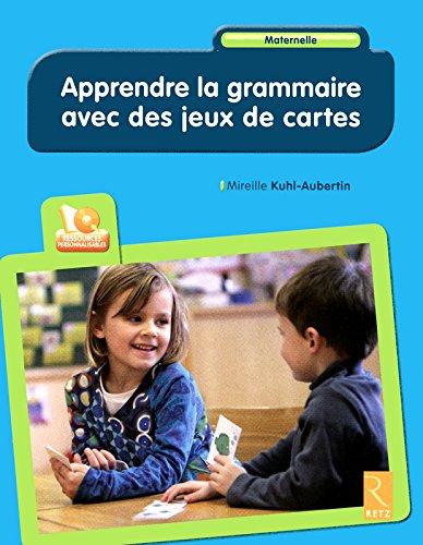 Apprendre la grammaire avec des jeux de cartes (1Cederom) cartes Retz