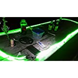 Camping Battery Operated LED Strip Light KIT - 8 ft - 44 key Remote Control