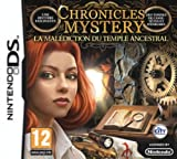 echange, troc Chronicles of Mystery : Curse of the ancient temple