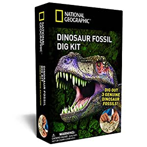 National Geographic Dinosaur Dig Kit By National Geographic