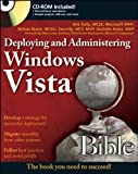 img - for Deploying and Administering Windows Vista Bible book / textbook / text book