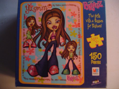 Bratz 150 Piece Jigsaw Puzzle (Style May Vary)