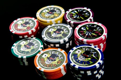Cq poker chips review