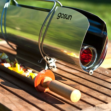 GoSun Stove, Sport Edition, Portable, High Efficiency Solar Cooker - World's First Easy-to-Use Portable Solar Oven