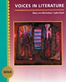 img - for Voices in Literature: Gold book / textbook / text book