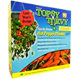 Topsy Turvy Hot Pepper Planter