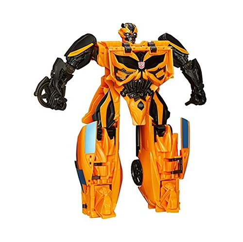 Hasbro A7799E24 - Transformers Movie 4 Mega Flip Bumblebee