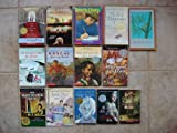 img - for Set of 14 Newbery Medal/Honor Books (Tuck Everlasting, Dear Mr. Henshaw, Hoot, Sarah Plain Tall, Number the Stars, Abel's Island, Matchlock Gun, Rascal, Philip Hall Likes Me, Tale of Despereaux, Family Under Bridge, From Mixed-Up Files, Afternoon of the Elves, My Brother Sam is Dead) book / textbook / text book