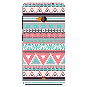 AZTEC PATTERN BACK COVER FOR MICROSOFT LUMIA 540