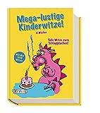 Mega-lustige Kinderwitze!: Über 1000 tolle Witze zum Schlapplachen!