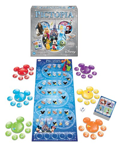 Pictopia-Family Trivia Game: Disney Edition JungleDealsBlog.com