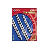 img - for Band ExpressionsTM - Book Two: Student Edition - Flute - Level Two - Bk+CD book / textbook / text book