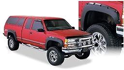 Bushwacker Chevrolet / GMC Pocket Style Fender Flare Set of 4