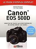 echange, troc Arthur Azoulay, Matthieu Dubail - Canon EOS 500D