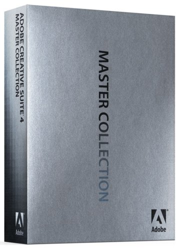 Adobe Creative Suite 4 Master Collection Upsell from any 1 Creative Suite [Mac]