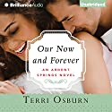 Our Now and Forever: Ardent Springs, Book 2 Audiobook by Terri Osburn Narrated by Karen Peakes
