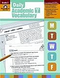 Daily Academic Vocabulary, Grade 2