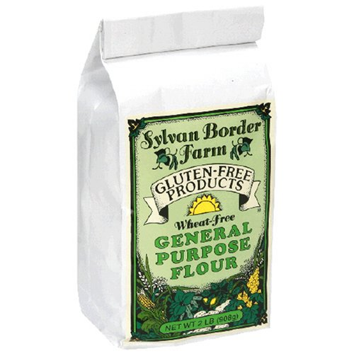 Buy Sylvan Border Farm Gluten-Free Flour, All-Purpose, 32-Ounce Package (Pack of 4) (Sylvan, Health & Personal Care, Products, Food & Snacks, Baking Supplies, Flours & Meals)