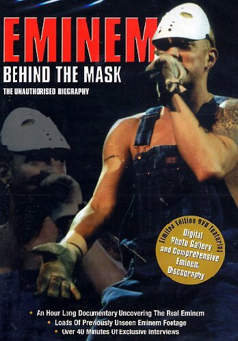 Behind The Mask [DVD]