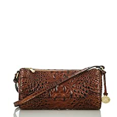 Laurette Crossbody<br>Pecan Melbourne