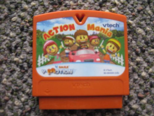 VTech VSmile V-Motion Game - Action Mania