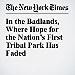 In the Badlands, Where Hope for the Nation's First Tribal Park Has Faded | Elizabeth Zach