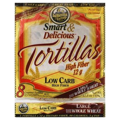 La Tortilla Factory Smart and Delicious Tortillas