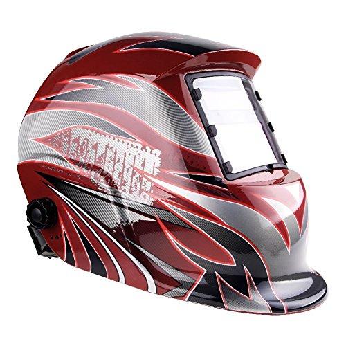 IHP-Pro-Solar-Auto-Darkening-Welding-Helmet-Tig-Mig-Arc-Mask-Grinding-Welder-Mask-Red-Fire