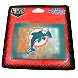 NFL Football Miami Dolphins Team Mascot Logo Refrigerator Office Desk Magnet at Amazon.com