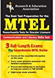 img - for The Best Test Prep for the MTEL (Massachusetts Tests for Educator Licensure): Communication and Literacy Skills Test book / textbook / text book