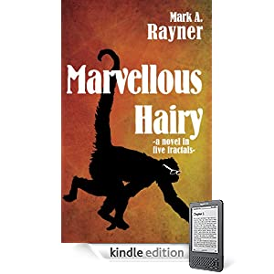 Marvellous Hairy -- available on Kindle