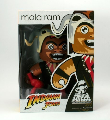 "Marvel Indiana Jones 5"" Mighty Muggs Mola Ram Figure Picture"