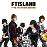 FIVE TREASURE ISLAND(初回限定盤A)
