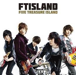 FIVE TREASURE ISLAND(初回限定盤A)(DVD付)