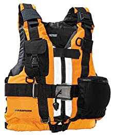 buy Mti Adventurewear Patriot High Buoyancy Rescue Pfd Life Jacket (Mango, X-Small/Small)