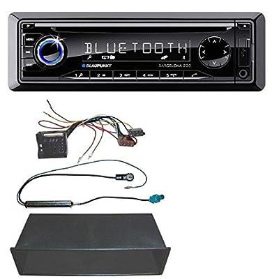 Blaupunkt CD MP3 USB SD Bluetooth AUX Autoradio für VW Polo, Lupo, Fox, Passat, T5 von Blaupunkt - Reifen Onlineshop
