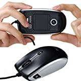 *KING JIM 「カメラ付マウス」 CMS10 クロ マウスとデジカメが一体になった新感覚プロダクト! キングジム